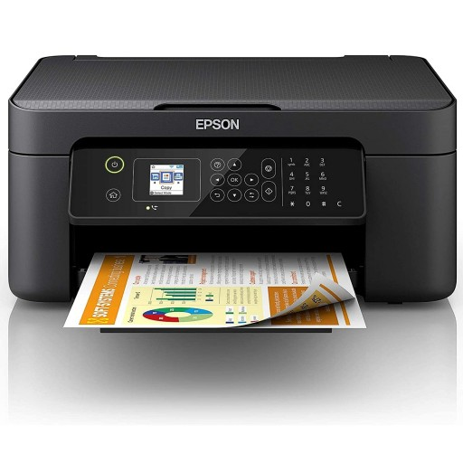 Epson WorkForce WF-2810DWF 4-in-1 Wi-Fi Inkjet Printer