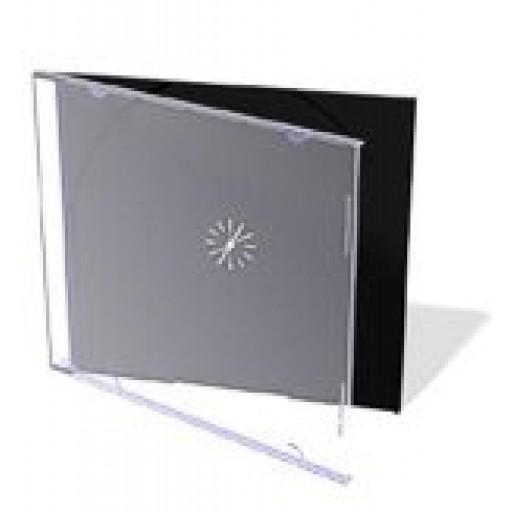 Printing Cd Case Insert: SINGLE SLIMLINE 5.2mm Jewel Case In 200 BOX