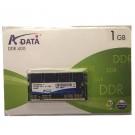 Adata AD1S400A1G3-R 1GB DDR 400MHZ. PC3200. CL3 SO-DIMM Memory Module - Retail