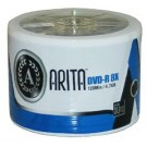 Arita Branded RITEK 8x Speed 4.7GB DVD-R - 50 PACK