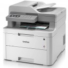 Brother DCP-L3550CDW Colour Laser Printer, Wireless and PC Connected, Print, Copy, Scan and 2 Sided Printing