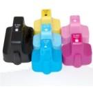 HP 363 Compatible High Capacity 13ml Inkjet Cartridge - (C8774EE) - LIGHT CYAN