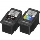 High Capacity Multipack of Canon PG-540XL and CL-541XL Remanufactured Inks - PG540-CL541-XLPACK
