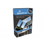 MediaRange MRINK105 A4 Photo Paper High Glossy Cast Coated 160gsm - 100 SHEETS