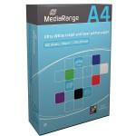 MediaRange MRINK110 Quality 80g, A4, Copy Brilliant White Paper 500 SHEETS - 1 REAM