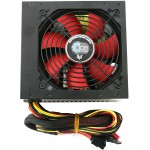 ACE BR Series 750W ATX PFC Power Supply 12cm Quiet Red Fan