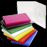 Amaray Premium Single BLACK 14mm DVD Case - 50 BOX - AMA02339KA
