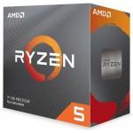 AMD Ryzen 5 3600 Gen3 6 Core AM4 CPU/Processor with Wraith Stealth Cooler