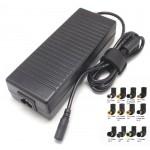 Digitalpromo Value Laptop / Notebook Universal Power Supply - 120 watt - 12 Heads