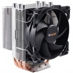 Be Quiet! Pure Rock Slim Compact Intel / AMD CPU Air Cooler / Heatsink - BK008