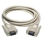 SVGA Male to Male Extension Cable - 3 Metre Length