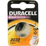 Duracell CR2032 3V Lithium Coin Battery