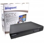 Blupont 8 Channel AHD HD DVR Digital CCTV Video Recorder for CCTV Cameras - No HDD