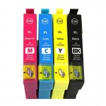 Compatible Epson 603XL - 4 Colour CMYK High Capacity Ink Cartridge MULTIPACK SET - (C13T03A64010) Starfish