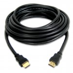 PromoValue HDMI - HDMI V1.4 High Speed with Ethernet Connection Cable 20 Metre Length