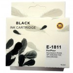 Epson E-1811 BLACK Compatible Ink for Expression Home XP-102,202,205,305,402,405 etc.