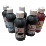 Epson Printer Universal LIGHT CYAN Bottled CISS/Cartridge Refill Ink - 250ml bottle