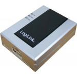 LogiLink PS-0002 USB2.0 Fast Ethernet Print Server Retail