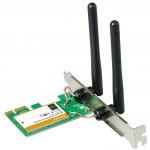 Tenda W322E 300Mbps PCI Express WiFi Adapter