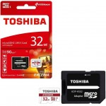 Toshiba Exceria 32GB M302 4k 90MBPS Micro SD With Adapter