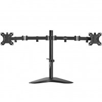VonHaus Twin / Double Monitor Desk Mount Stand - 13'' - 32'' Screens