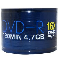 Aone 16x Speed Branded DVD-R in 50 PACK - Aone