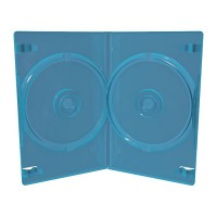 MediaRange BOX38D DOUBLE Blu-ray Replacement DVD Cases - 50 BOX