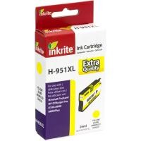 HP 951XL Remanufactured - HP CN048A 951XL - HIGH CAPACITY Compatible Inkjet Cartridge - YELLOW