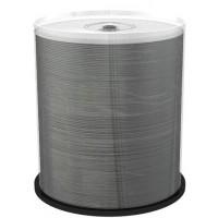 MediaRange MR413 White Printable 16x Speed 4.7GB DVD-R - 100 TUB - OEM