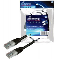 MediaRange MRCS104 CAT6 - 5 Metre Straight Wired Network Cable, RJ45 - Retail