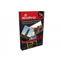 MediaRange MRINK102 5760dpi Super Matte White Double Sided Photo Inkjet Paper A4 200gsm - 50 Sheets