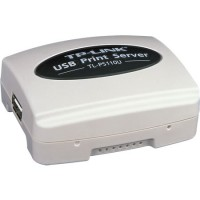 TP-Link TL-PS110U Single USB2.0 Port Fast Ethernet Print Server - Retail