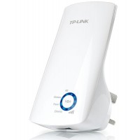 TP-Link TL-WA850RE Wall Socket 300Mbps Universal Wireless N Class WiFi Range Extender