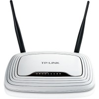 TP-LINK TL-WR841N Wireless N Performance Router  - Up to 300Mbps - Fixed Antennas