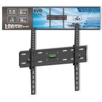 Evo Labs 23'' to 56'' Tilting Wall TV Bracket with Built-In Spirit Level