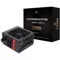 Aerocool MOD XT 750W 80 Plus Bronze Hybrid / Semi Modular PSU Power Supply