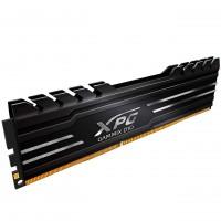 ADATA XPG Gammix D10 8GB DDR4 3000MHz Memory Module - Black Heatsink - 8 GB