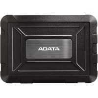 ADATA ED600 2.5'' SATA Drive Caddy, USB 3.2 Gen1, USB Powered, IP54 Water, Dust & Shock Proof