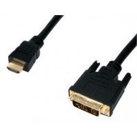 PromoValue HDMI - DVI Connection Cable 5 Metre Length (HDDV005/5M)