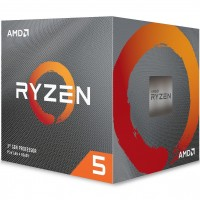 AMD Ryzen 5 3600X Gen3 6 Core AM4 CPU/Processor with Wraith Spire Cooler