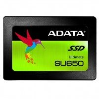 Adata Ultimate SU650 120GB 2.5'' SATA III SSD Hard Drive
