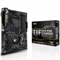 Asus TUF AMD Ryzen X470-Plus GAMING AM4 ATX Motherboard