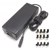 Digitalpromo Value Laptop / Notebook Universal Power Supply - 120 watt - 12 Heads