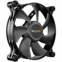 Be Quiet! Shadow Wings 2 BL084 120mm Whisper Quiet, Rifle Bearing Silent Case Fan
