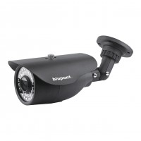 Blupont Grey CCTV 1080p Waterproof IR Bullet Security Camera