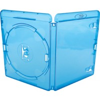 Amaray Blu-ray Replacement DVD Cases - 50 BOX - AMA02345KA