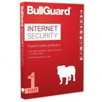 Bullguard Internet Security - 1 Year/1 PC Windows Only - Soft Box English