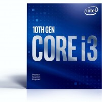 Intel i3 10100F Quad Core Comet Lake CPU / Processor