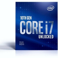 Intel Octa Core i7 10700KF Comet Lake CPU / Processor