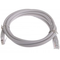 CAT 6 - LMS Data 5 Metre Cat 6 Patch / Straight Network Cable in Grey